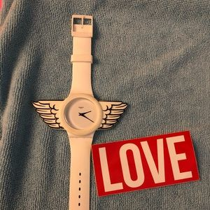 Very Rare 2011 Jeremy Scott WiNGED Swatch #105